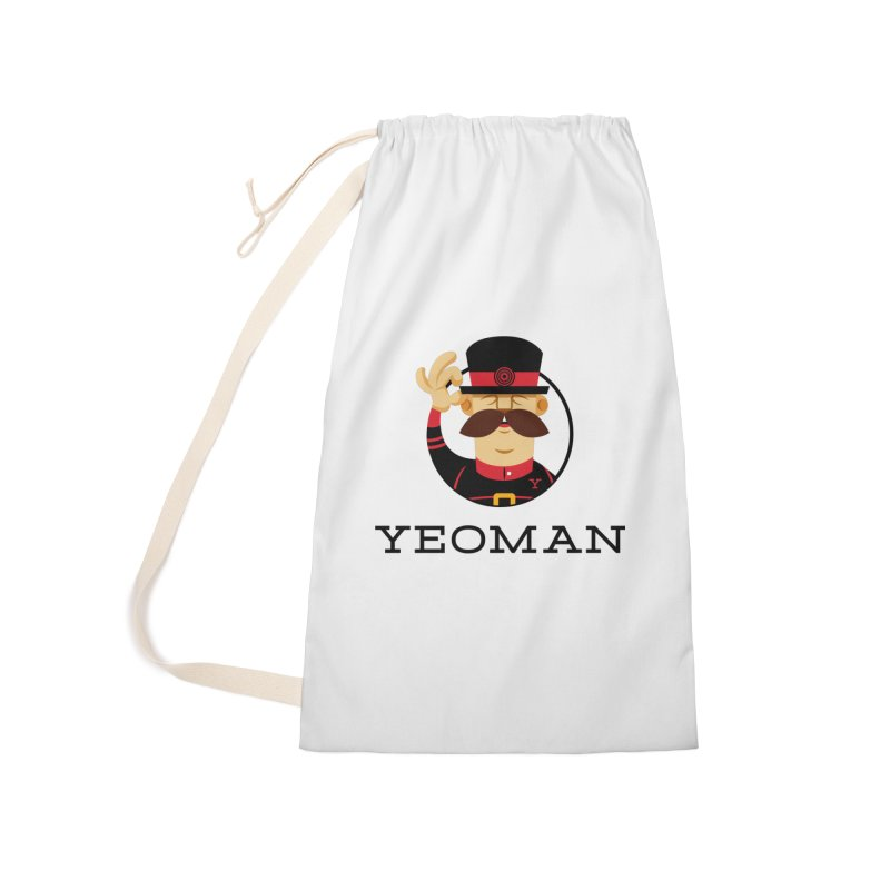 Yeoman (logo) Accessories Laundry Bag Bag by Yeoman