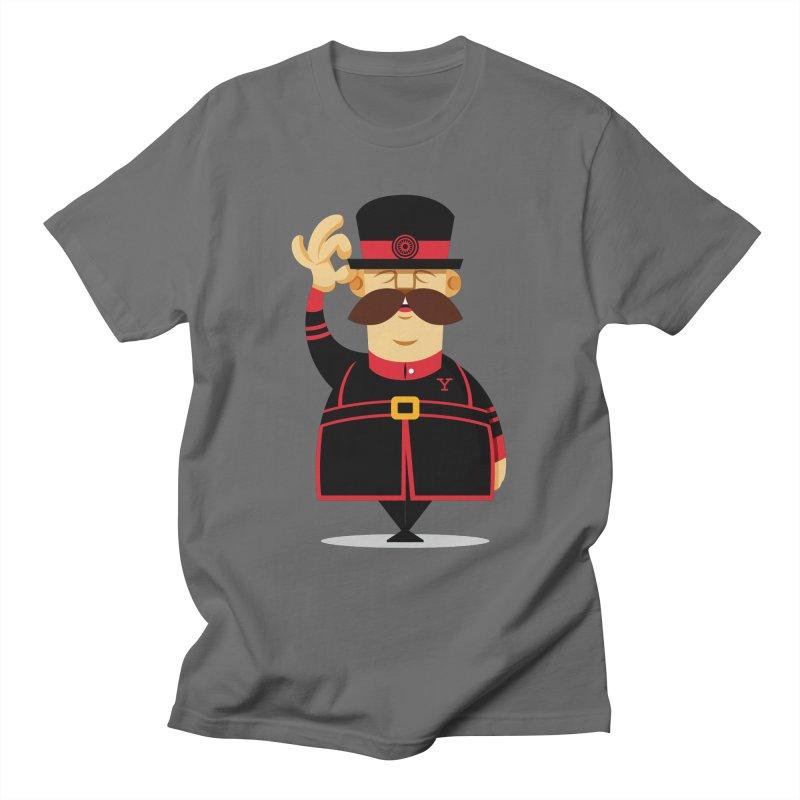 Yeoman (standing) Men's T-Shirt by Yeoman