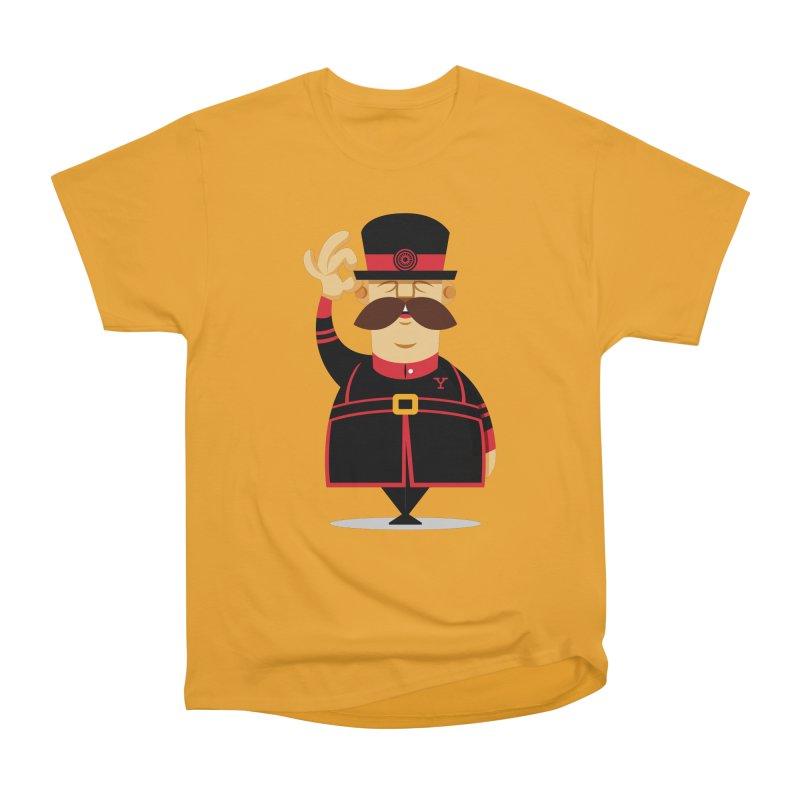 Yeoman (standing) Men's Heavyweight T-Shirt by Yeoman
