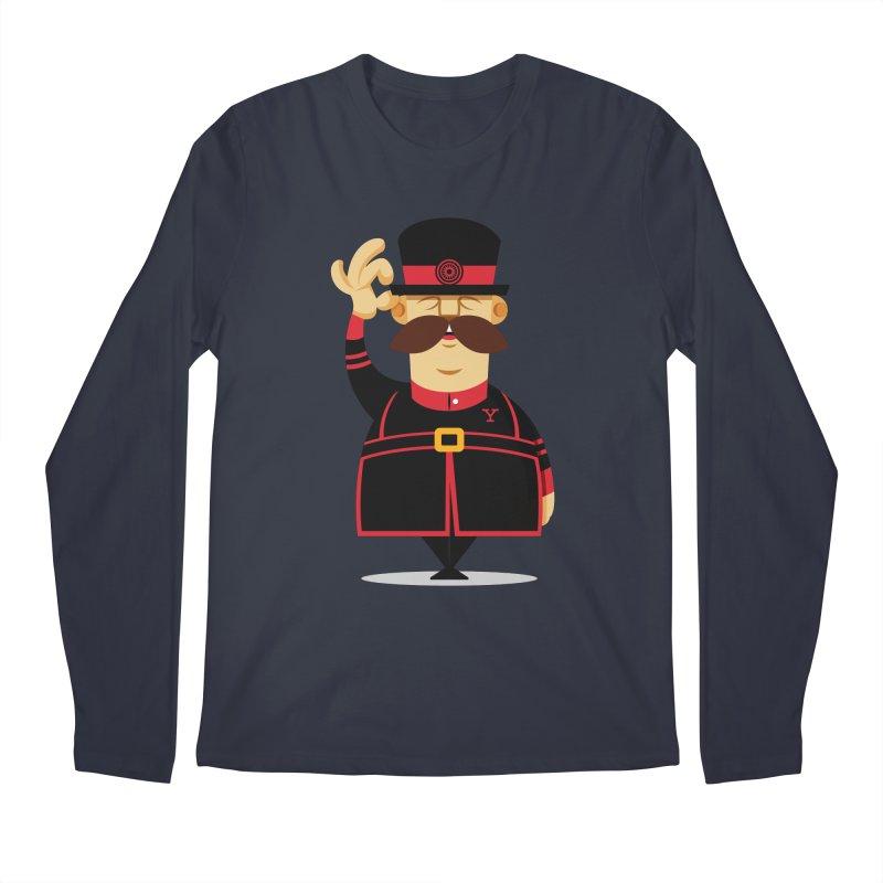 Yeoman (standing) Men's Regular Longsleeve T-Shirt by Yeoman