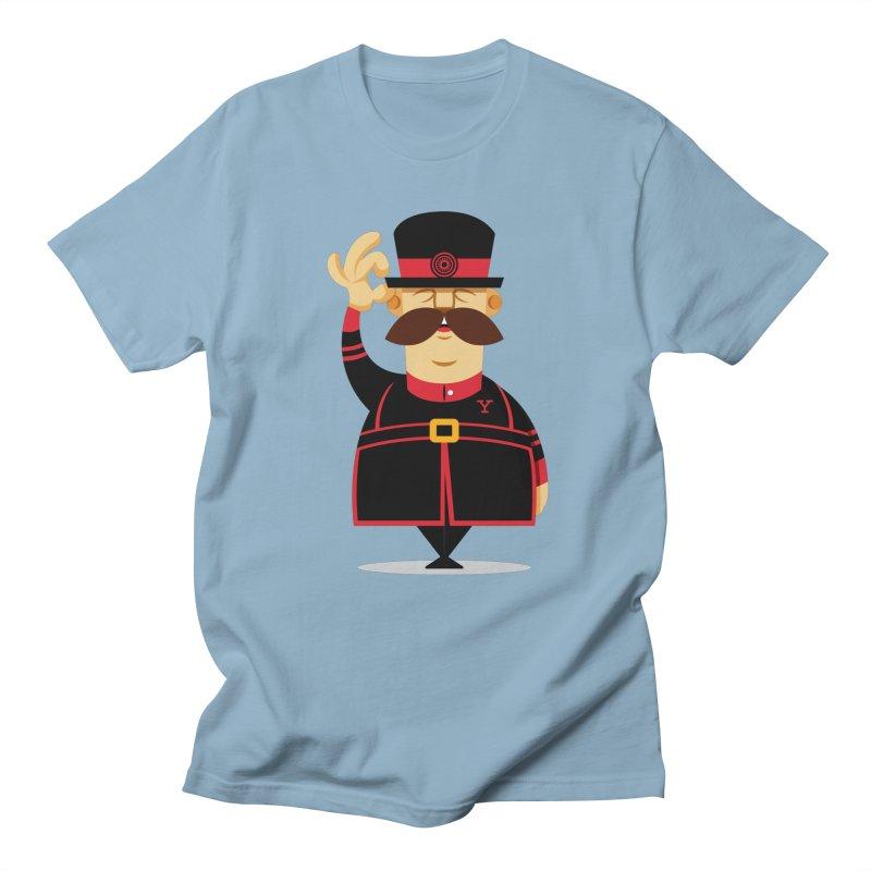 Yeoman (standing) Women's Regular Unisex T-Shirt by Yeoman
