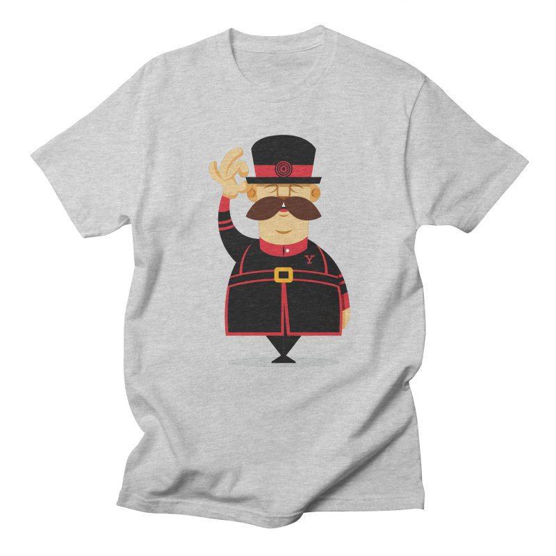 Yeoman (standing) Men's Regular T-Shirt by Yeoman