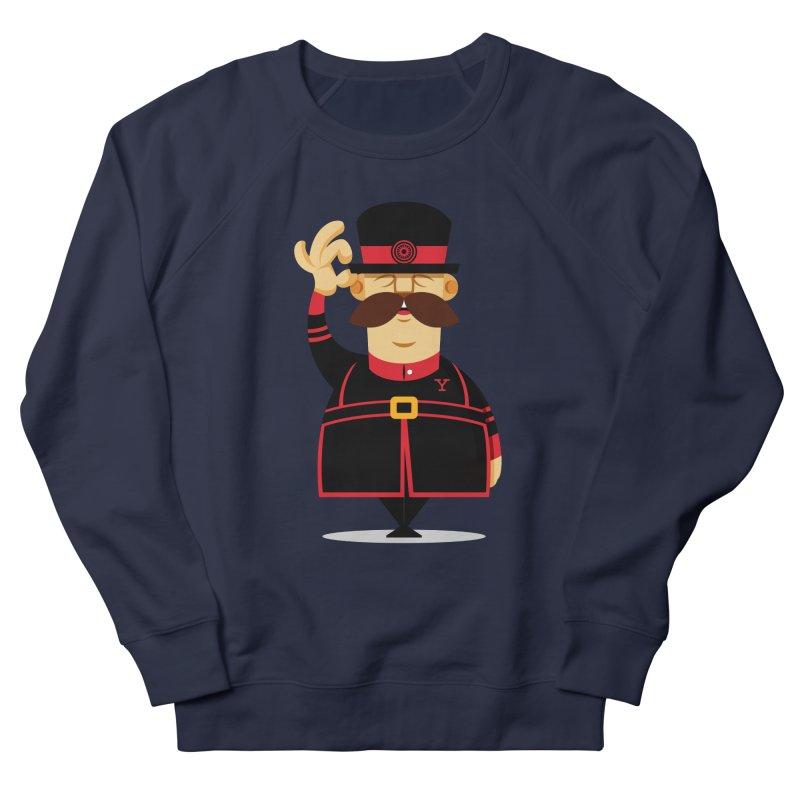 Yeoman (standing) Women's French Terry Sweatshirt by Yeoman