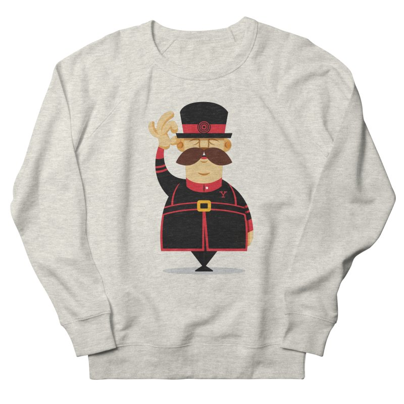 Yeoman (standing) Men's French Terry Sweatshirt by Yeoman