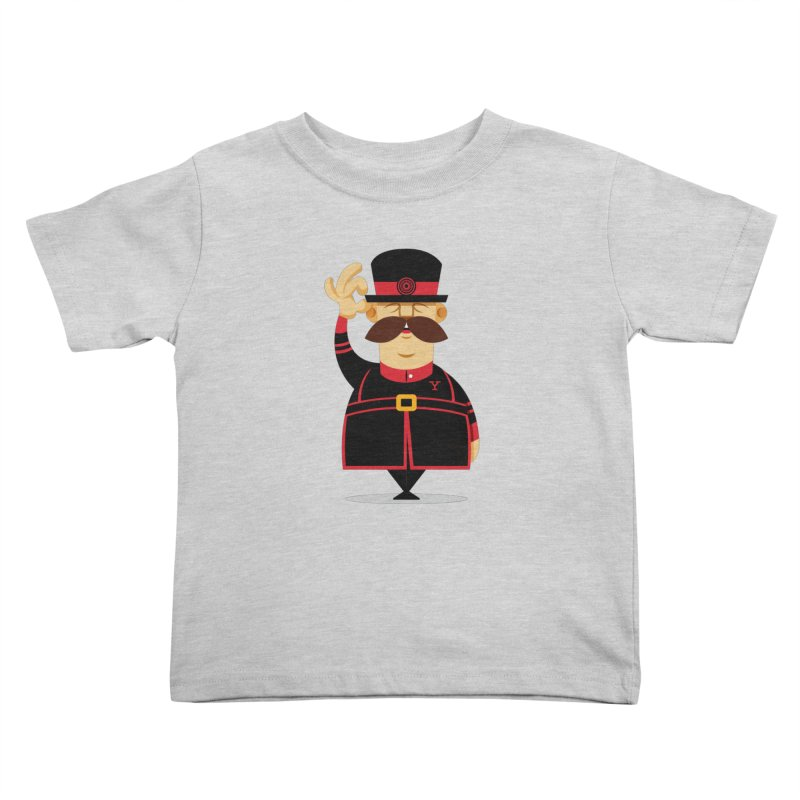 Yeoman (standing) Kids Toddler T-Shirt by Yeoman