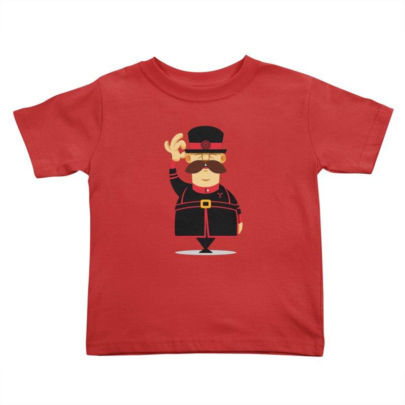 Yeoman (standing) Kids Toddler T-Shirt by Yeoman