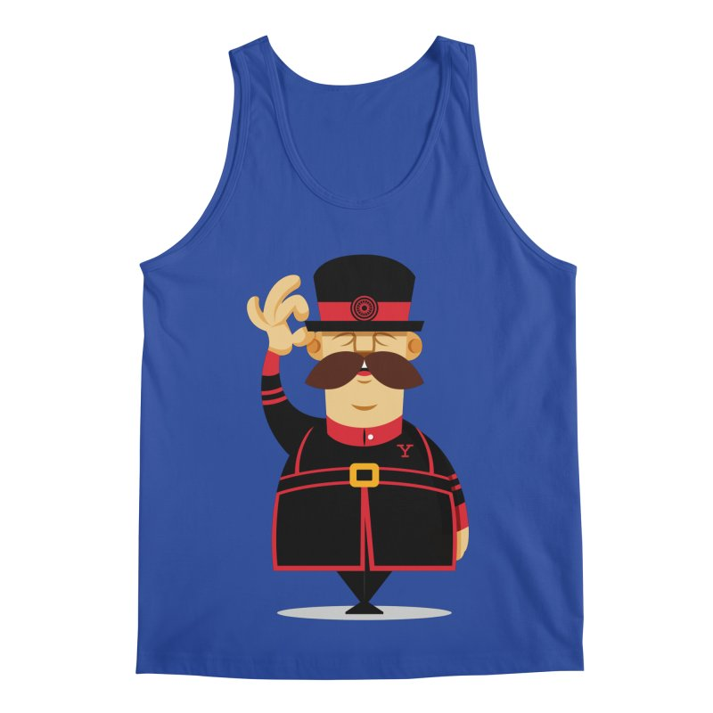 Yeoman (standing) Men's Regular Tank by Yeoman