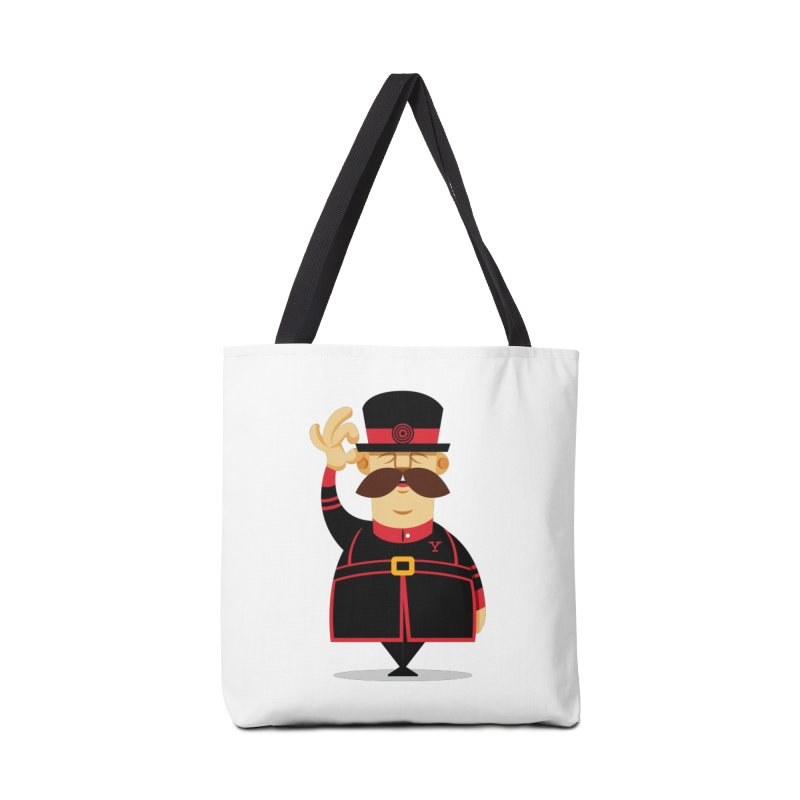 Yeoman (standing) Accessories Tote Bag Bag by Yeoman