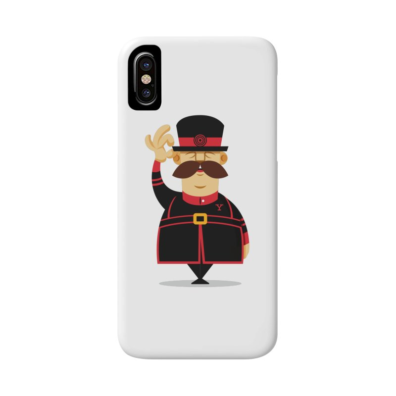 Yeoman (standing) Accessories Phone Case by Yeoman