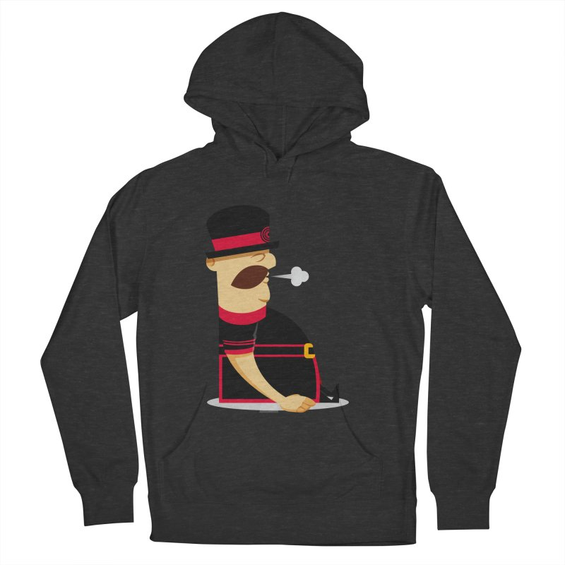 Tired Yeoman Women's Pullover Hoody by Yeoman