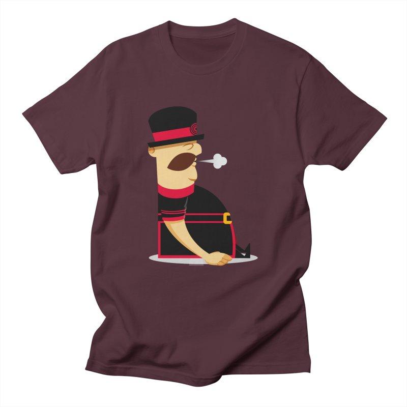 Tired Yeoman Women's Regular Unisex T-Shirt by Yeoman