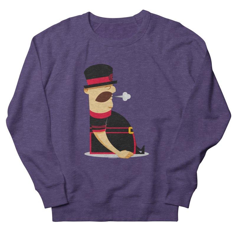 Tired Yeoman Women's French Terry Sweatshirt by Yeoman