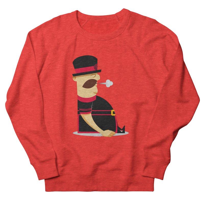 Tired Yeoman Men's Sweatshirt by Yeoman