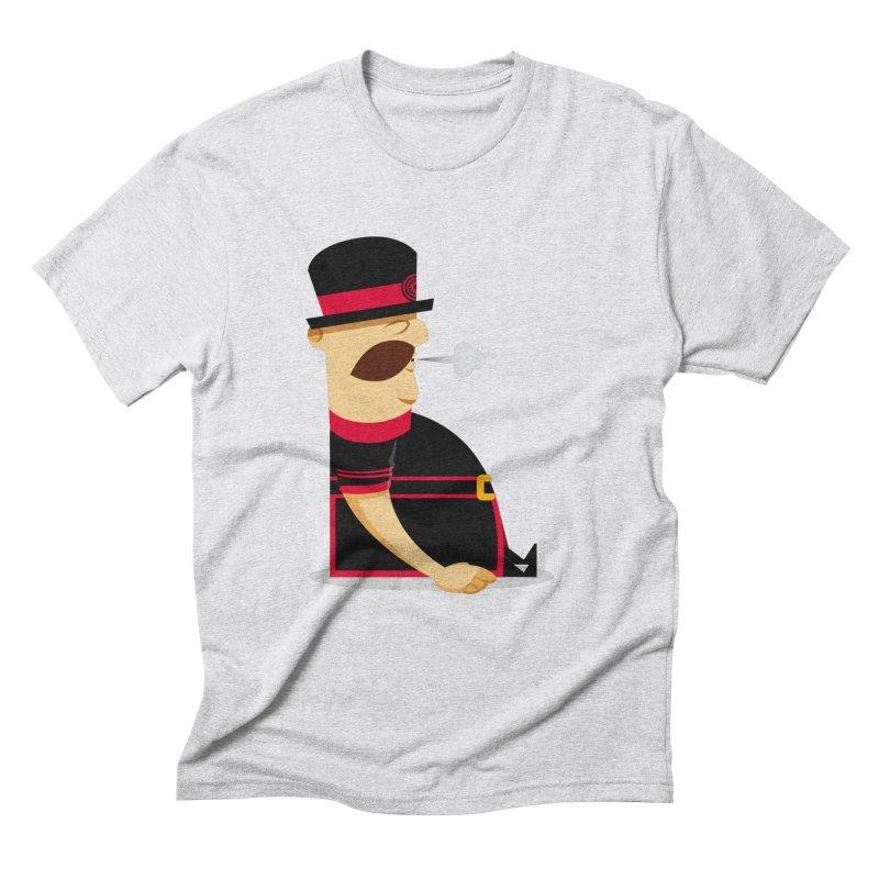 Tired Yeoman Men's Triblend T-Shirt by Yeoman