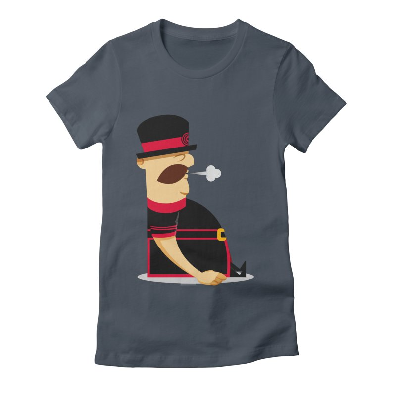 Tired Yeoman Women's T-Shirt by Yeoman
