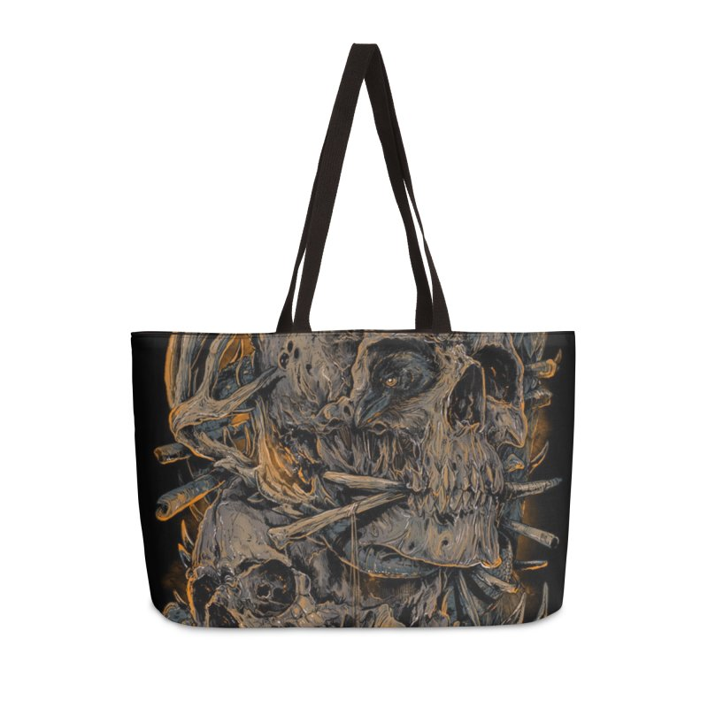 Kill or Be Killed Accessories Bag by yesserent's Artist Shop