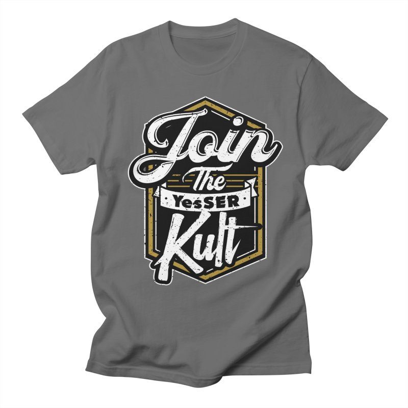JoinTheKult Men's T-Shirt by yesserent's Artist Shop