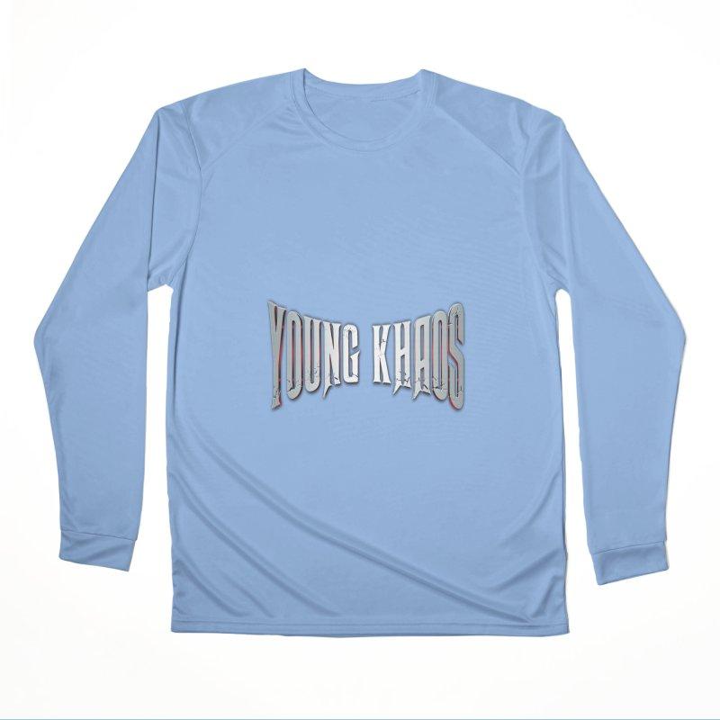 Khaos Women's Longsleeve T-Shirt by yesserent's Artist Shop