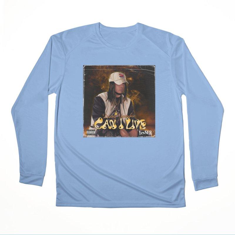 CAN I LIVE Women's Longsleeve T-Shirt by yesserent's Artist Shop