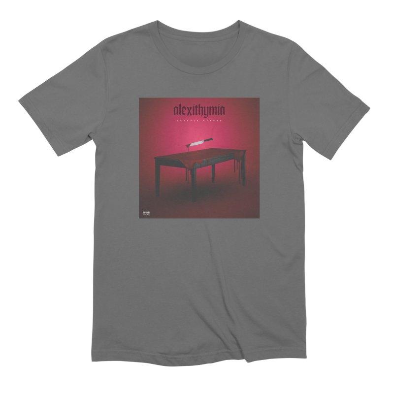 Alexithymia T-Shirt Men's T-Shirt by yesserent's Artist Shop