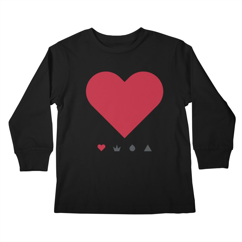 Love Kids Longsleeve T-Shirt by YesWeDo Clothing Artist Shop