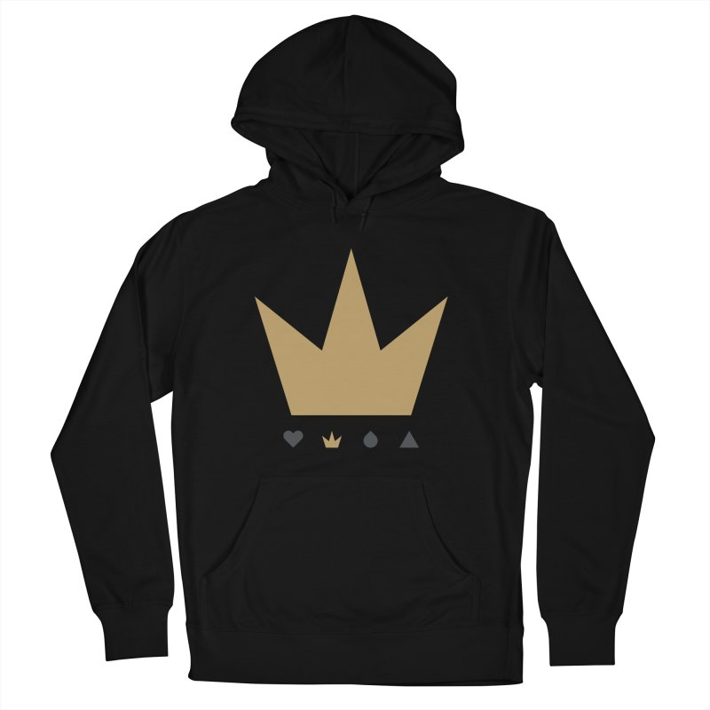 Kingdom Men's Pullover Hoody by YesWeDo Clothing Artist Shop