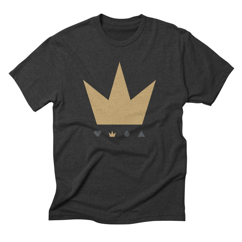 Kingdom Men's Triblend T-shirt by YesWeDo Clothing Artist Shop