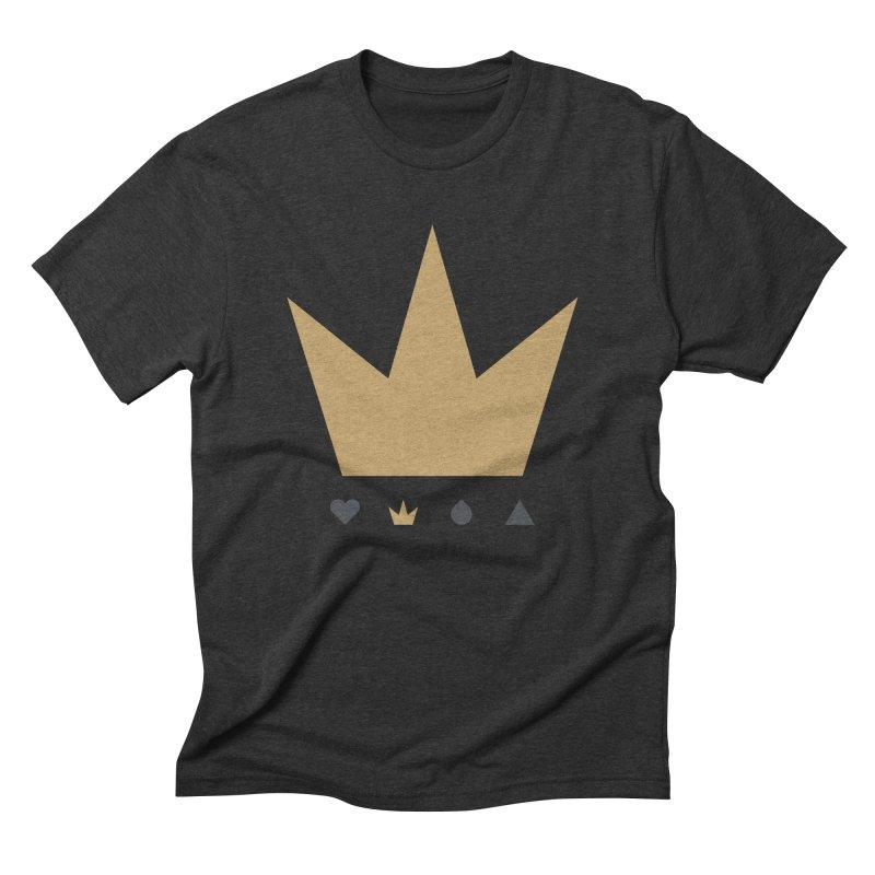 Kingdom Men's Triblend T-shirt by YesWeDo Clothing Artist Shop