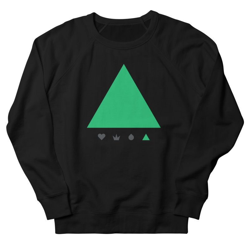 Trinity Men's Sweatshirt by YesWeDo Clothing Artist Shop