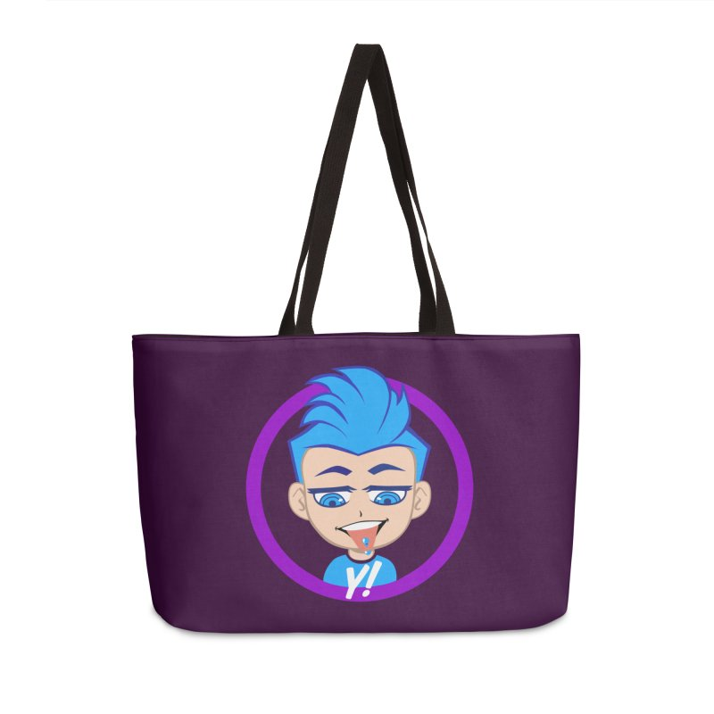 Mark - All year 'round Accessories Bag by Y!gallery Merch Shop