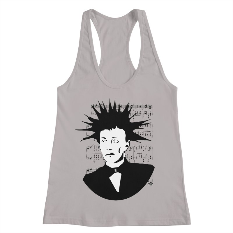 Punk Rachmaninoff Women's Tank by Ygg Studios Shop