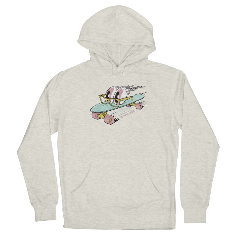 eyes-skating Men's Pullover Hoody by YiannZ's Artist Shop