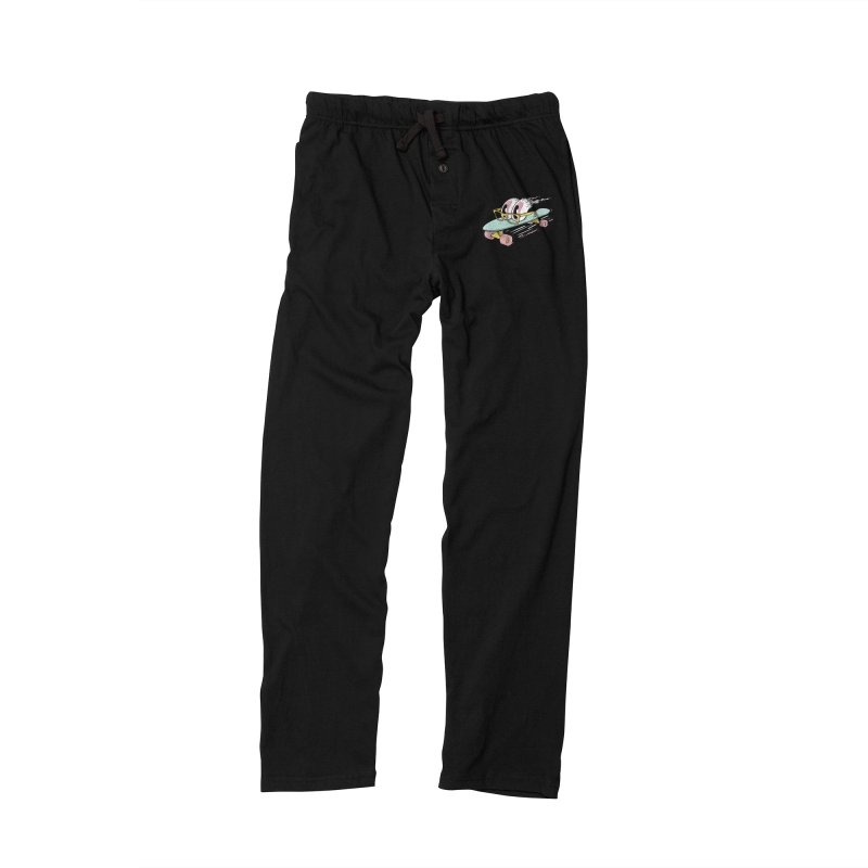 eyes-skating Women's Lounge Pants by YiannZ's Artist Shop