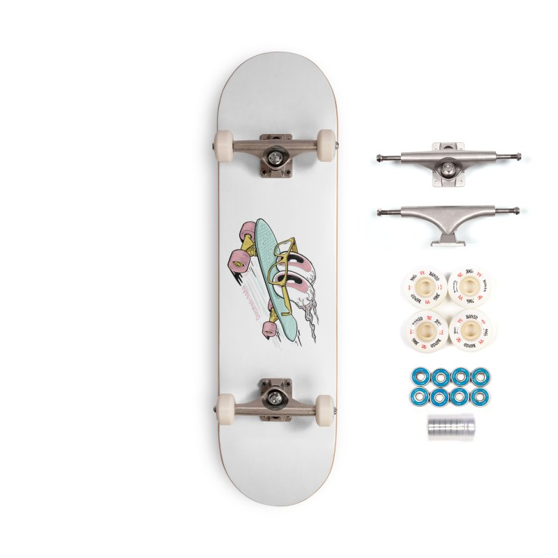 eyes-skating Accessories Skateboard by YiannZ's Artist Shop