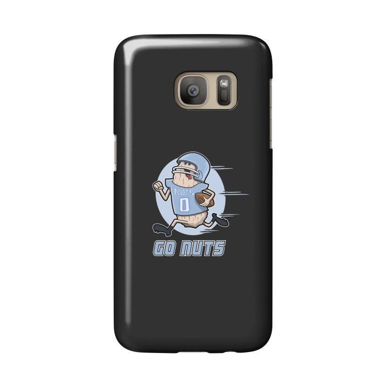 GO NUTS! Accessories Phone Case by YiannZ's Artist Shop