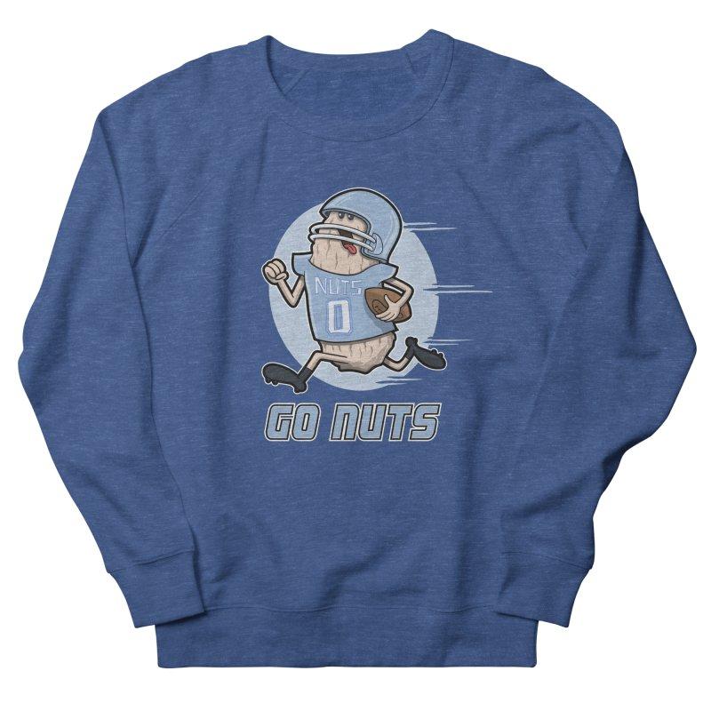 GO NUTS! Women's Sweatshirt by YiannZ's Artist Shop