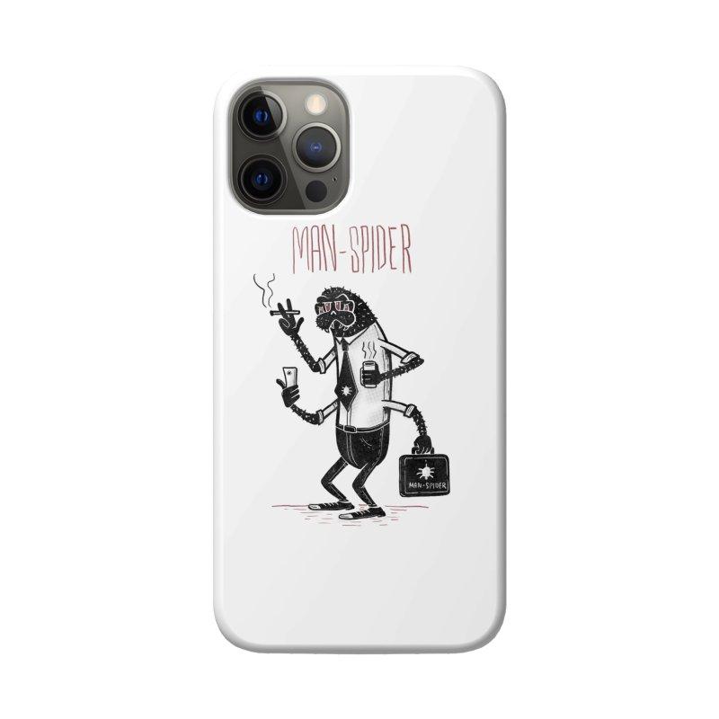 MAN - SPIDER Accessories Phone Case by YiannZ's Artist Shop