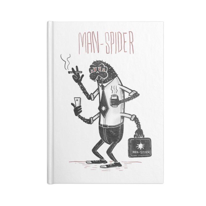 MAN - SPIDER   by YiannZ's Artist Shop