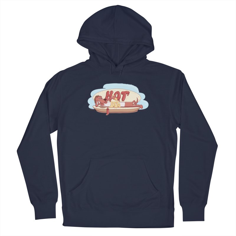 HOT-DOG Women's Pullover Hoody by YiannZ's Artist Shop
