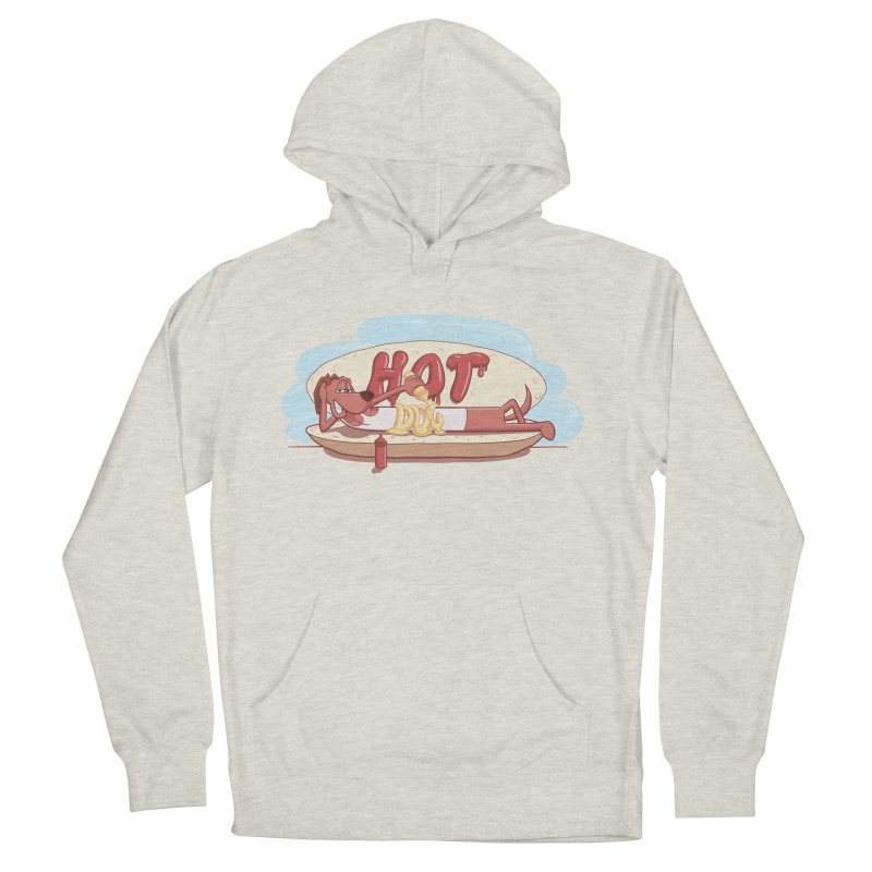 HOT-DOG Men's Pullover Hoody by YiannZ's Artist Shop