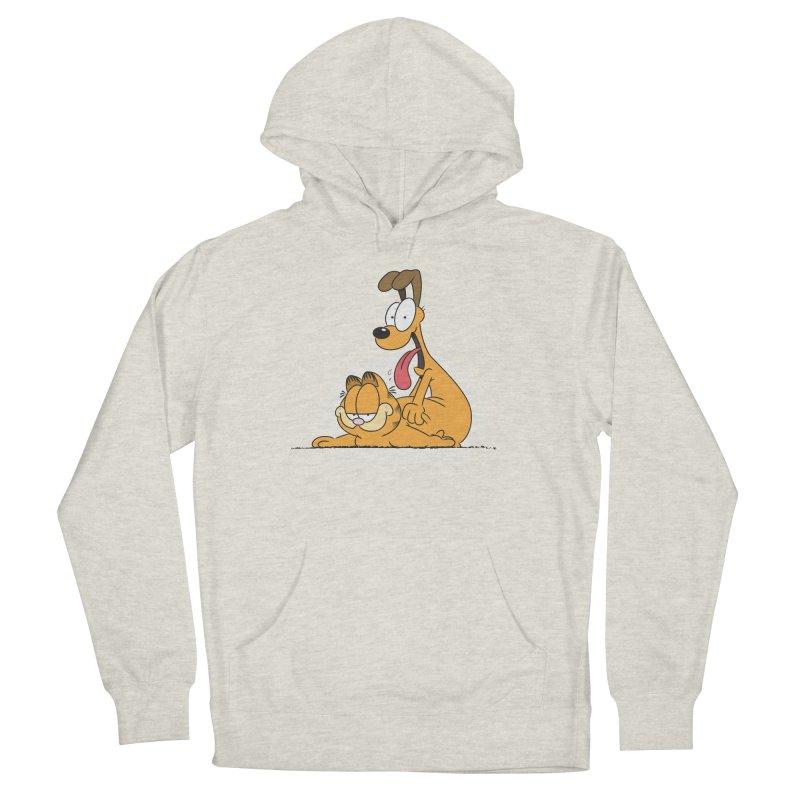 Garfield in CAT-DOG Men's Pullover Hoody by YiannZ's Artist Shop