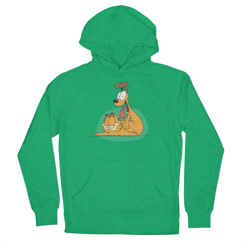 Garfield in CAT-DOG Women's Pullover Hoody by YiannZ's Artist Shop