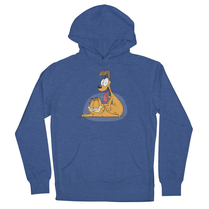 Garfield in CAT-DOG Men's Pullover Hoody by YiannZ's Artist Shop