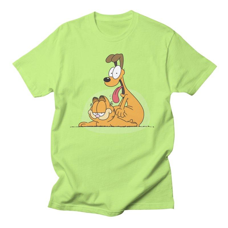 Garfield in CAT-DOG Women's Regular Unisex T-Shirt by YiannZ's Artist Shop