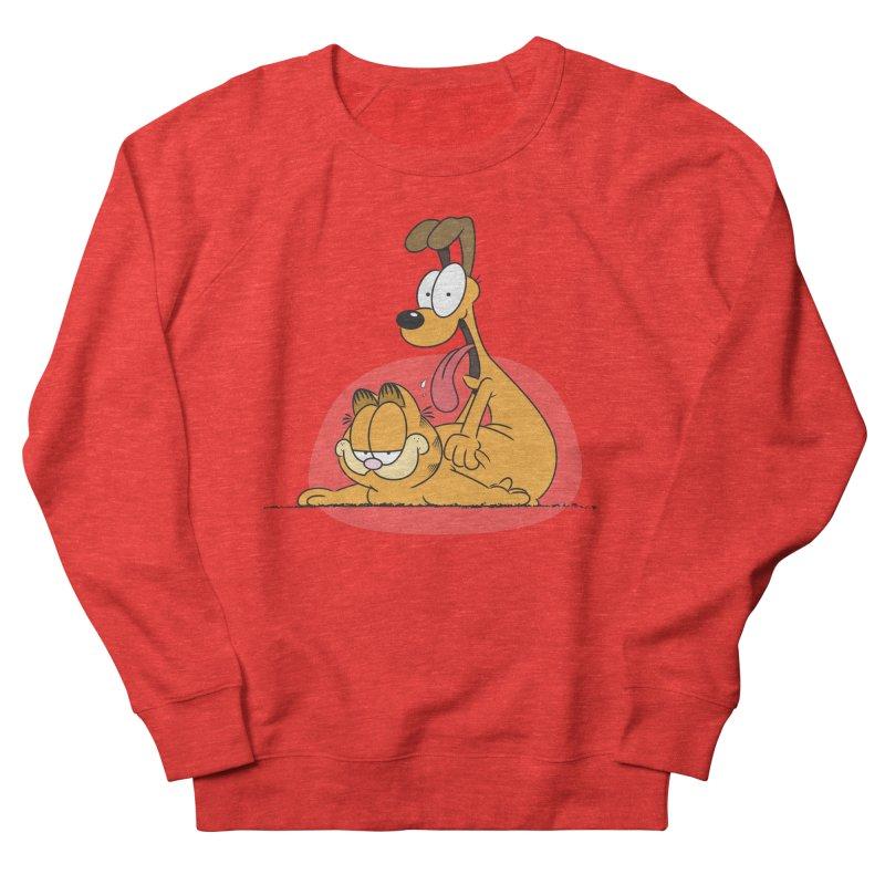 Garfield in CAT-DOG Men's Sweatshirt by YiannZ's Artist Shop