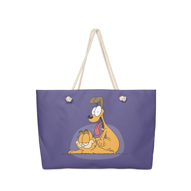 Garfield in CAT-DOG Accessories Bag by YiannZ's Artist Shop