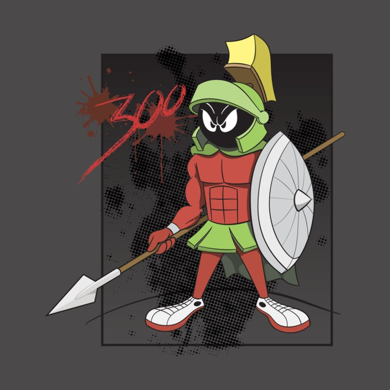 Marvin the Spartan by YiannZ's Artist Shop
