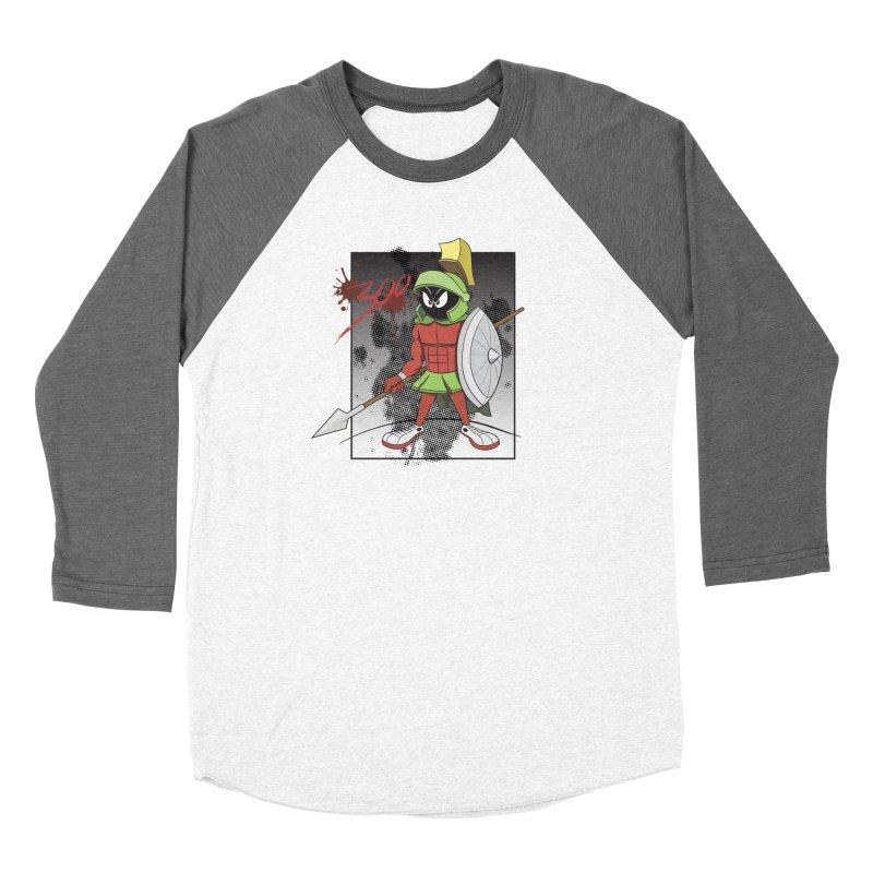 Marvin the Spartan Women's Longsleeve T-Shirt by YiannZ's Artist Shop
