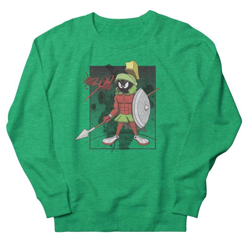 Marvin the Spartan Women's Sweatshirt by YiannZ's Artist Shop
