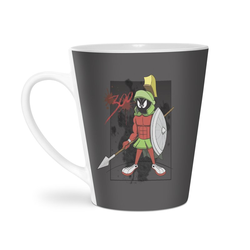 Marvin the Spartan Accessories Mug by YiannZ's Artist Shop